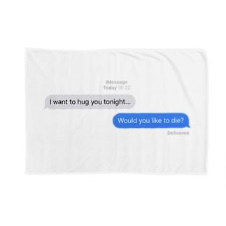 Messenger Blankets