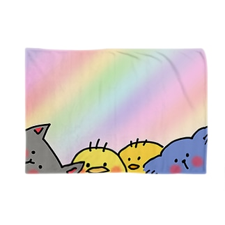 アニマル集合 Blankets
