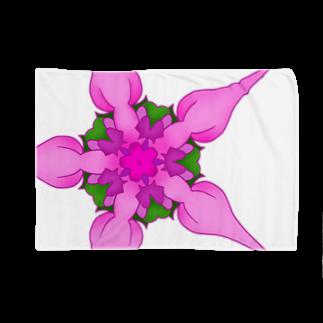 meimeimeitanの花びら Blankets