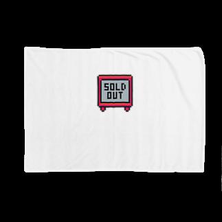 カットボスのSOLD OUT Blankets