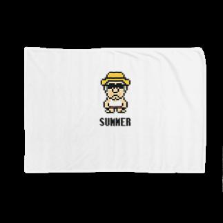 カットボスのカットボス - 夏 Blankets