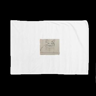 梅のneko Blankets