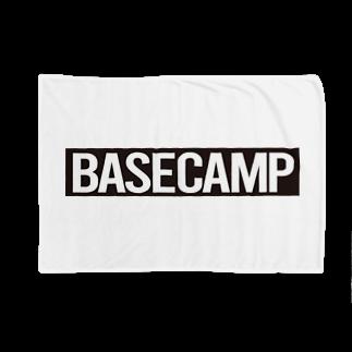 BASE-CAMPのBASE CAMP BLACK Blankets