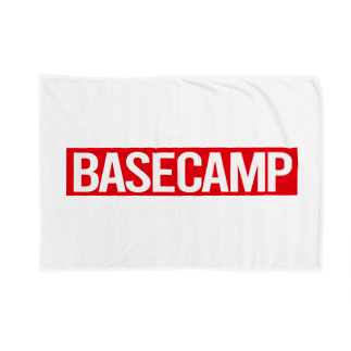 BASE-CAMPのBASE CAMP RED Blankets