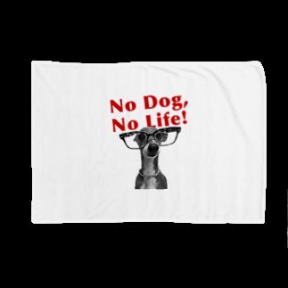 イロハのNo dog,No life! 赤 Blankets