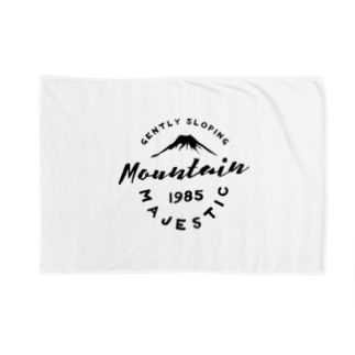 BASE-CAMPのBASE MOUNTAIN 01 Blankets