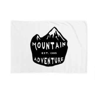 BASE-CAMPのBASE MOUTAIN 02 Blankets