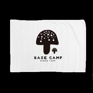 BASE-CAMPのBASE キノコ 01 Blankets