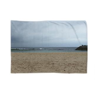 沖縄の浜辺 Blankets