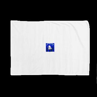 m_22_bnnmnのただのイカ Blankets