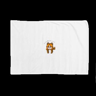 四色アペンド+のどんぐり買いましょうよ Blankets