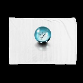 TAKUMの水晶と猫 Blankets