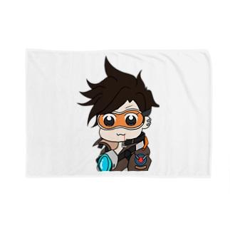 トレーサー〜ポプテ風味〜 Blankets