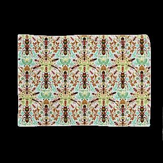 TETETEN SHOPのBUGS & CRAFTS 001 Blankets