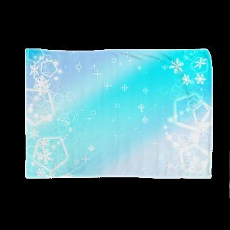 まめ@ゆるふわおもろ発見隊のグラデ1 Blankets