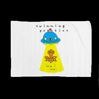ひよこねこ ショップ 1号店のUFO Blankets