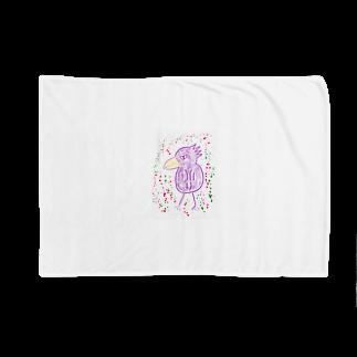 manamanawaruのパープルワルビロ Blankets