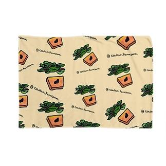 フォアグラのテリーヌがいっぱい Blankets