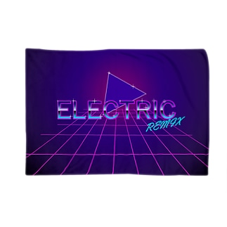 ELECTRIC remix Blankets