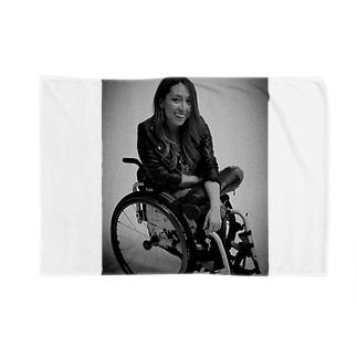 白黒で笑ってるよシリーズ Blankets