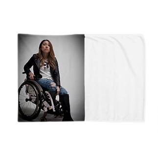 ロゴなしシリーズ Blankets