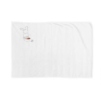 うさぎ母さん(唐揚げ編) Blankets