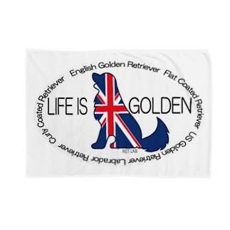 英国ゴールデンシリーズ4(濃色対応) Blankets
