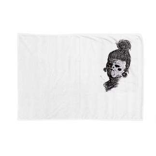 セニョリータ Blankets
