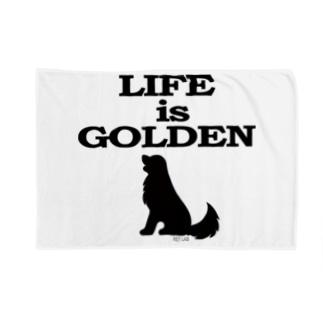 英国ゴールデンシリーズ7(モノクロ・ワンポイント) Blankets