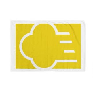 筋斗雲 きいろ Blankets