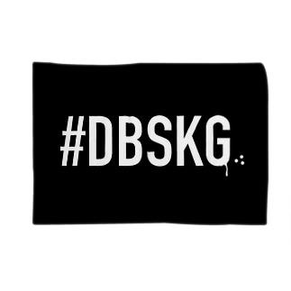 DBSKGのDBSKG Logo Blanket Blankets