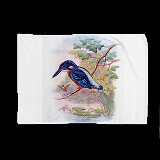 dohshinのカワセミ Blankets