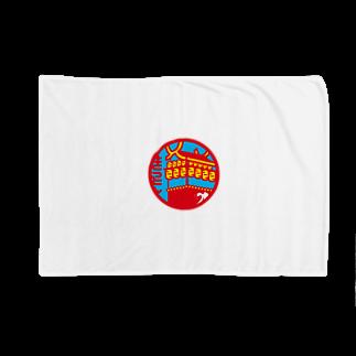原田専門家のパ紋No.3404 きっとん  Blankets