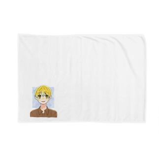 花房真樹 Blankets
