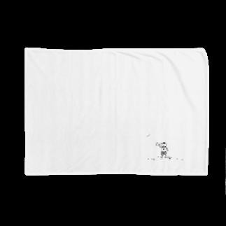 なるのひと夏の時給 Blankets