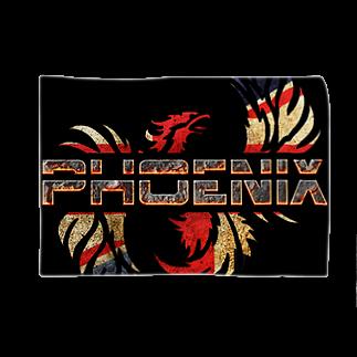 Dragonの鳳凰 Phoenix Blankets