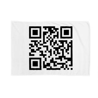 QRコード Blankets