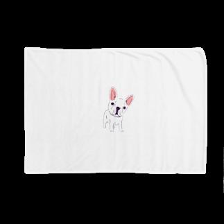 NIKORASU GOのフレンチブル Blankets