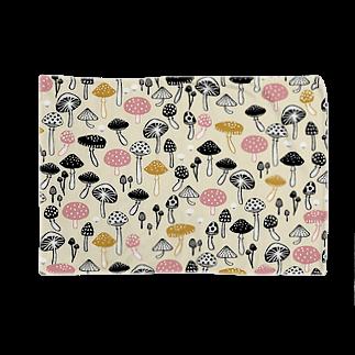 karhu designのキノコA Blankets