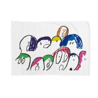 画伯「eleven」 Blankets