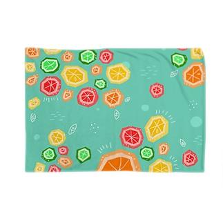 カンキツポップ Blankets