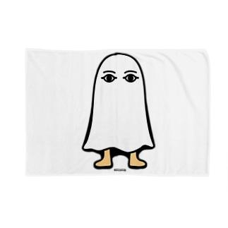 エジプトの神様★メジェドさま★仁王立ち Blankets