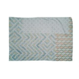 New York, Brooklyn Tile Blankets