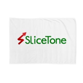 Slicetone公式グッズ Blankets