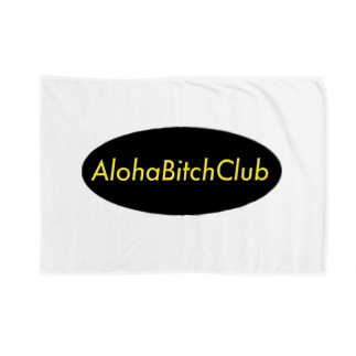 AlohaBitchClub オリジナル Blankets