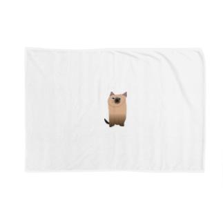 シャム猫 Blankets