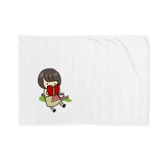 読書のぼぶちゃん Blankets