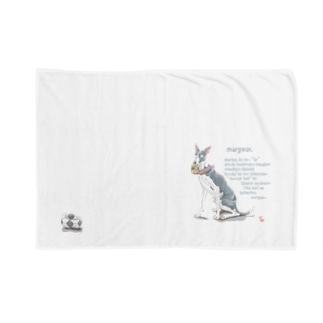 IG Margaux ブランケット Blankets