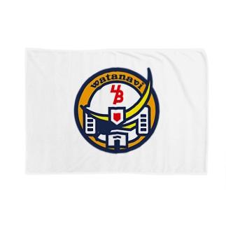 パ紋No.3415 watanavi  Blankets