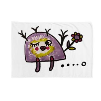 くじらんたん Blankets